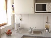 Haus Isabel Küche App.9 - Bild 5: Appartement 9 Haus Isabel an der Nordsee Büsum