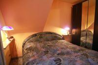 Bett mit 2 getrennten Matratzen - Bild 5: Sylt - Westerland Ferienwohnung mit Internet / Wlan im 1. OG. Whg.4