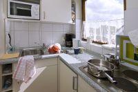 Küche - Bild 2: Appartement 7 Haus Isabel an der Nordsee Büsum