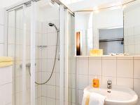 Badezimmer - Bild 5: Appartement 2 Haus Isabel an der Nordsee Büsum