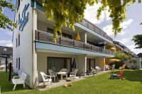 Gartenseite - Bild 8: Appartement 1 Haus Isabel an der Nordsee Büsum