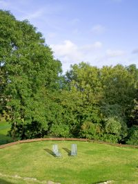 Bild 8: S03-ruhig, 2 Schlafzimmer, Meerblick, WLAN, Gartennutzung, nahe Königsstuhl