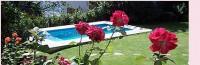 """Unser Schwimmbad ist 3*6m. Ideal zur Abkühlung nach einer schönen Wanderung - Bild 8: Haus Rosengarten App. Typ """"C&D"""""""