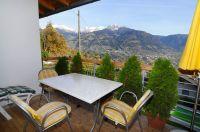 """große überdachte Terrasse - Bild 2: Haus Rosengarten App. Typ """"C&D"""""""