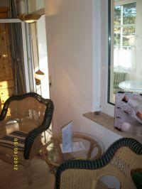 "Bild 2: Wintergartenzimmer *** / Pension ""Villa Erika"" *Seebad Lubmin *Ostsee"