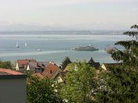 mit Schiff der Bodenseeflotte - Bild 23: Ferienwohnung Fam. Sauer - mit herrlichem See- und Alpenblick -