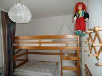 mit Etagenbett - auch für Erwachsene geeignet: 0,90 x 2,00 m - Bild 14: Ferienwohnung Fam. Sauer - mit herrlichem See- und Alpenblick -