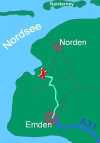 Bild 5: Fewo Marianne Wilberts / Ostfriesland- Region:Greetsiel-Norddeich