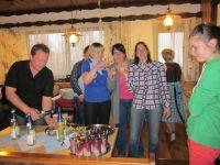 Für die Kinder leckeren KiBa, für die Eltern leckeren Sekt, so fangen bei uns Partys an - Bild 8: Pension Fernblick - Urlaub mit Herz im bayerischen Wald