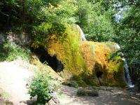 Der nahe gelegene Wasserfall Dreimühlen ist immer einen Ausflug wert. - Bild 23: Eifel-Ferienhaus Fliegenpilz - für Ihren Urlaub mit und ohne Hund