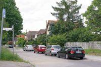 Eine ruhige Anliegerstraße mit wenig Verkehr (Sackgasse) - Bild 29: Ferienhaus am Schlosspark in Berlin - umfangreich saniert in 2016