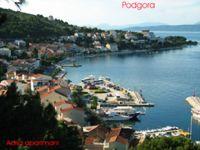 Bild 23: Adria 3, Apartment in Dalmatien, Podgora - Strandwohnung