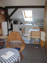 Bild 2: Appartement Nr. 11 in der Zigeunermühle in Weißenstadt/Fichtelgebirge