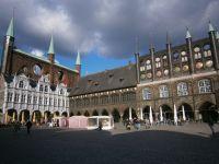 ein tolles Ausflugsziel - in nur 20 Minuten mit dem Auto erreichen Sie das Weltkulturerbe Lübeck - Bild 23: Fewo bis 4 Personen - mit kostenlosem Schwimmbad in Timmendorfer Strand