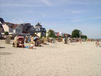 flach abfallend - einfach toll - Bild 11: Fewo bis 4 Personen - mit kostenlosem Schwimmbad in Timmendorfer Strand