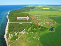 auf die schöne Lage. - Bild 2: Bakenberg - A49 FeWo Arkonaschwalbe, strandnah gelegen