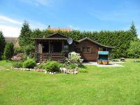 Bild 2: Holzblockhaus Naturidyll auf 1600 qm eingezäuntem Grundstück