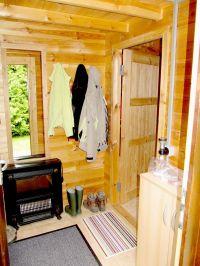 Bild 5: Holzblockhaus Naturidyll auf 1600 qm eingezäuntem Grundstück
