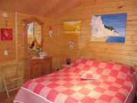Bild 11: Holzblockhaus Naturidyll auf 1600 qm eingezäuntem Grundstück