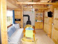 Bild 8: Holzblockhaus Naturidyll auf 1600 qm eingezäuntem Grundstück