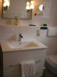 Handtücher Seife und Fön sind vorhanden - Bild 23: Urlaub an der Mosel mit Hund