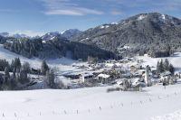 """Bild 8: Landhaus Wildschütz in Jungholz FeWo """"Vergissmeinnicht"""""""