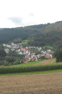 """Ein Blick auf den Ferienort - Bild 2: Ferienwohnung"""" Am Hemberg""""( Region Diemelsee)"""
