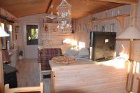 Wohnbereich - Bild 8: Ferienhaus Ostsee (Wohlenberger Wiek) nähe Boltenhagen