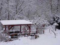 Winterblick in den Garten - Bild 23: Ferienwohnung Delattre in der Südeifel