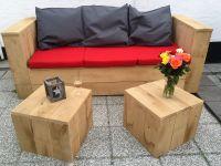 Nehmen Sie Platz auf dieser gemütlichen Bank - Bild 8: Urlaub mit Hund - Ferienbungalow Holland Burgh-Haamstede