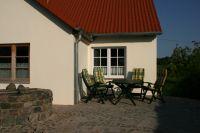 Im allseitig umschlossenen Innnehof findet sich immmer ein windstilles Sonnenplätzchen. - Bild 17: Ferienhaus Beestland am Rande der Mecklenburgischen Schweiz für 6 Personen
