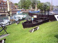 Mudderboot Alter Hafen Hooksiel - Bild 5: Heini's Huus 1 - Ferien mit Hund an der Nordsee