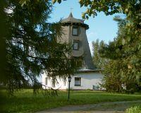 Herrliche Alleinlage auf der Ostseeinsel Rügen mit eingez. Garten - Bild 2: Mühle in Alleinlage mit eingez. Garten auf Rügen für Urlaub mit dem Hund