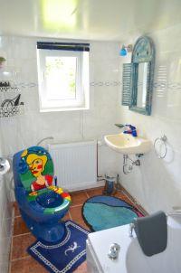 im EG - Bild 17: Haus am Bergflüsschen - Whirlwanne - Garten - Pool - Sauna - Alleinnutzung