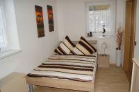 Bett (140 x 200 cm) - Bild 11: Ferienwohnungen Ute Reinert - Fewo 2 (88-100 m²)