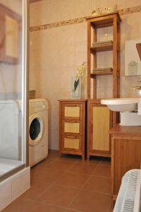 mit Waschmaschine - Bild 14: Ferienwohnungen Ute Reinert - Fewo 2 (88-100 m²)