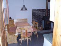 Sitzecke in der Wohnküche - Bild 2: Ferienhaus im Birkenhof Steinölsa