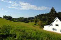 Bild 20: Ferienhaus Allgäuperle, Perle in malerischer Landschaft des Allgäus.