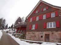Blick auf´s Haus - Bild 23: Exclusive Studio- Ferienwohnung im Schwarzwald - Hund incl.