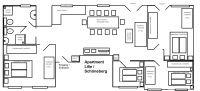 "Bild 32: Appartement ""Lilie"" City Berlin"
