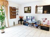 TV Ecke im Wohnzimmer mit Plasma TV und DVD Player - Bild 8: Sehr schönes Ferienhaus, jetzt € 50,- Rabatt jedes Wochenende bis Mai