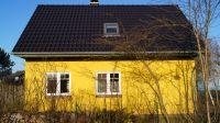 Hausansicht von der Strasse aus - Bild 5: Ferienhaus Kiek Över mit Sauna und Kamin in Prerow