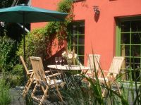 Bild 5: Wieck-Darß Viersternewohnung, große Sonnenterrasse, ruhige naturnahe Lage