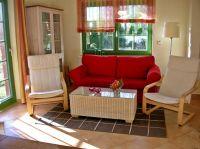 Bild 8: Wieck-Darß Viersternewohnung, große Sonnenterrasse, ruhige naturnahe Lage
