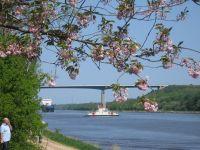 Frühjahr am NOK - Bild 5: Ferienwohnung am NOK