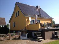 """Verweilen Sie im abgeschlossenen Garten. - Bild 2: 4-Sterne Ferienhaus """"Ostseetraum"""" in Zudar auf Rügen, bis zu 9 Personen"""