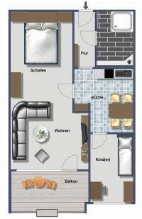 Bild 14: Ferienwohnung im Haus Berolina