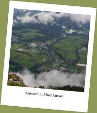schöne Aussichten - Bild 8: Zimmer im Haus Kreidl in Bad Aussee, im Salzkammergut, Austria