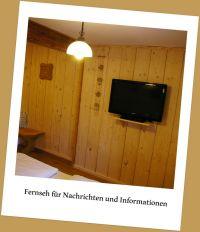Fernsehen für Infos oder Unterhaltung - Bild 5: Zimmer im Haus Kreidl in Bad Aussee, im Salzkammergut, Austria