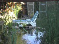 Ein schöner Platz zum entspannen. - Bild 5: Ferienwohnung im Haus Leo